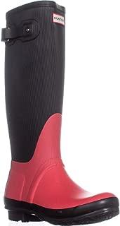 Original Ribbed Leg Rubber Rain Boot
