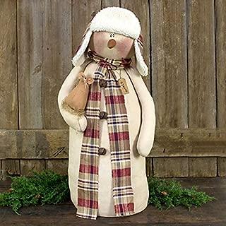 Honey and Me Elwood Winter Snowman