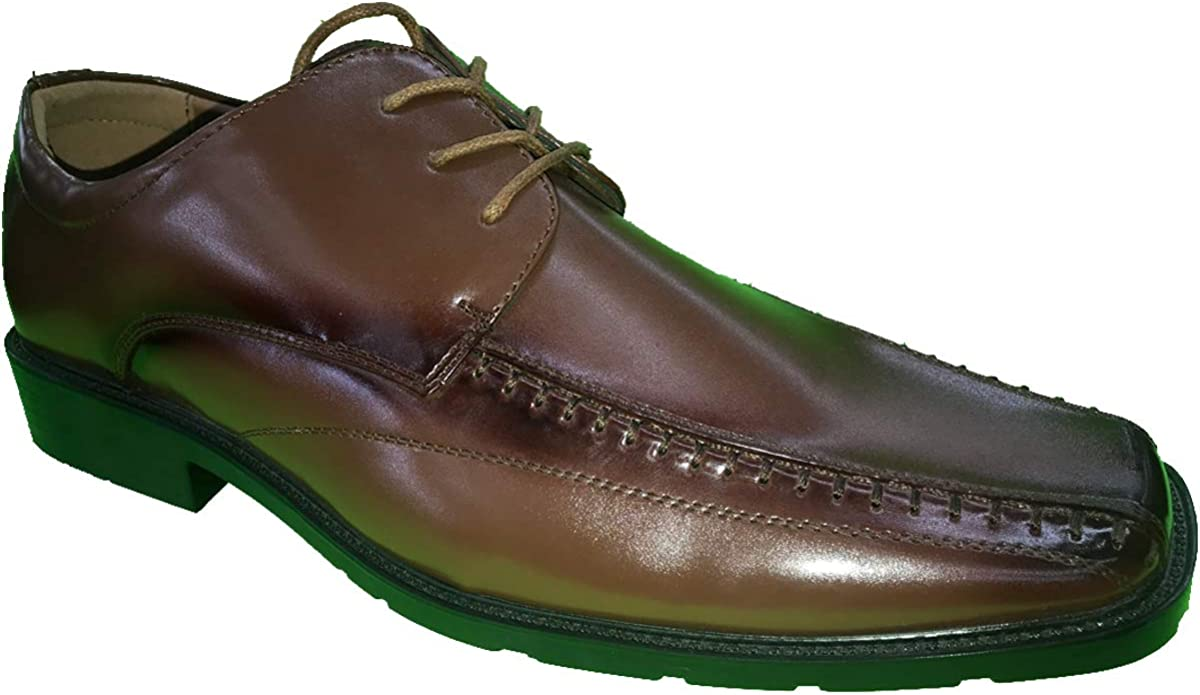 Krazy Shoes Man On The Go Men's Oxford Shoes
