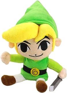 addre Auston ABEL 1pcs 25cm The Legend of Zelda Sky City Sword Shield Link Zelda Legend Plush Toy Soft Stuffed Doll Toys K...