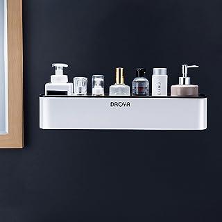 CGLOVEWYL étagère de Salle de Bain shampoing Mural étagères de Douche Support de Rangement de Cuisine Organisateur Porte-S...