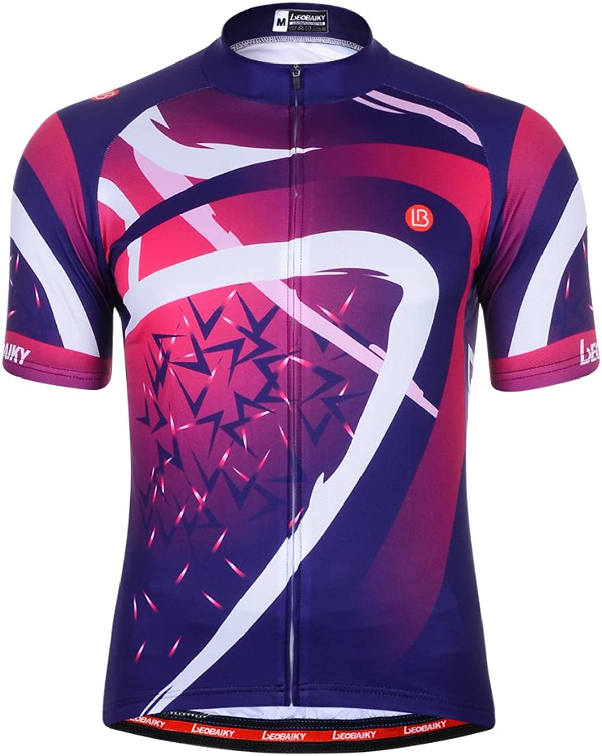 ELEPHANT DANCING Men's Summer Breathable Cycling Jersey