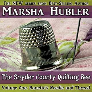 The Snyder County Quilting Bee, Volume 1 cover art