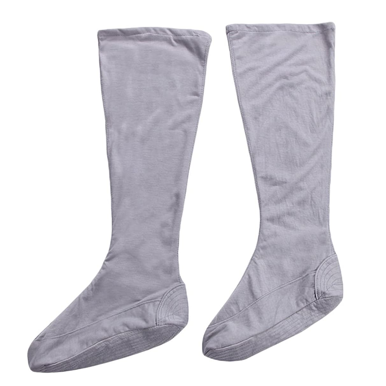 ZooBoo Cotton Buddhist Monks Socks Shaolin Taiji Wudang Taoist Socks Kung Fu Legging Pairs for Training Uniform Robe