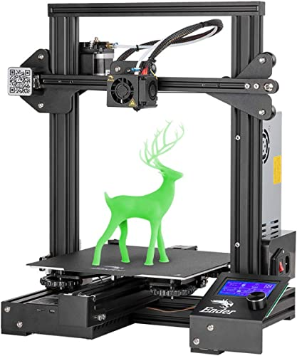 Official Creality Ender 3 Pro 3D Printer with Magnetic Removable Build Surface Plate and UL Certified Power Supply, D...