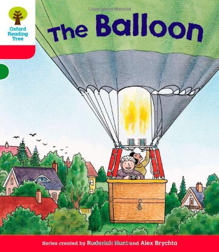 Oxford Reading Tree: Level 4: More Stories A: The Balloonの詳細を見る