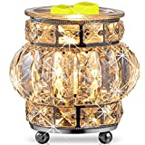 Best Wax Irons - HIEODPRO Wrought Iron Crystal Wax Melt Warmer Electric Review