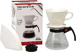 Kalita drip set 102 - Lotto set N # 35163 by Kalita (Carita)