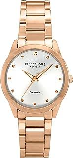 Kenneth Cole Men 's KC50938002 Quartz Gold Watch