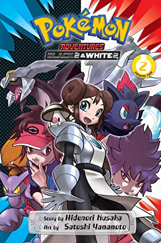 Pokemon Adventures: Black & White 2, Vol. 2 (Pokémon Adventures: Black 2 & White 2)