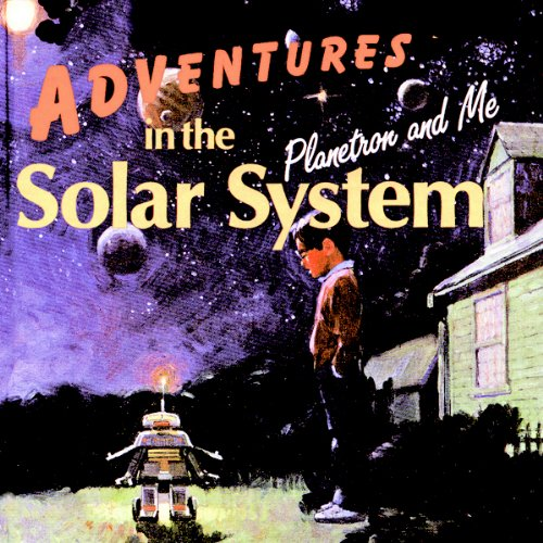 Adventures in the Solar System cover art