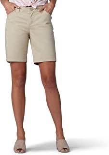 Women's Regular Fit Chino Bermuda Short