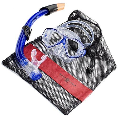 Aqua Lung Tauchset La Costa Pro (Tauchmaske, Schnorchel & Netzbeutel)