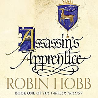 Assassin's Apprentice cover art
