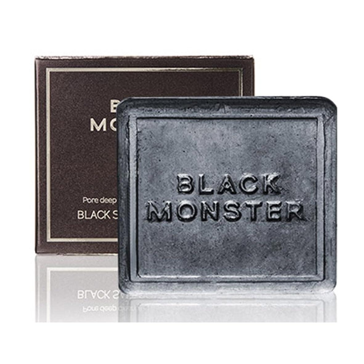 バスケットボール野球あごひげ[ブレンクTV] blanktv Black Monster ブラックソルトコントロールバー 120g 海外直送品 black salt control bar [並行輸入品]
