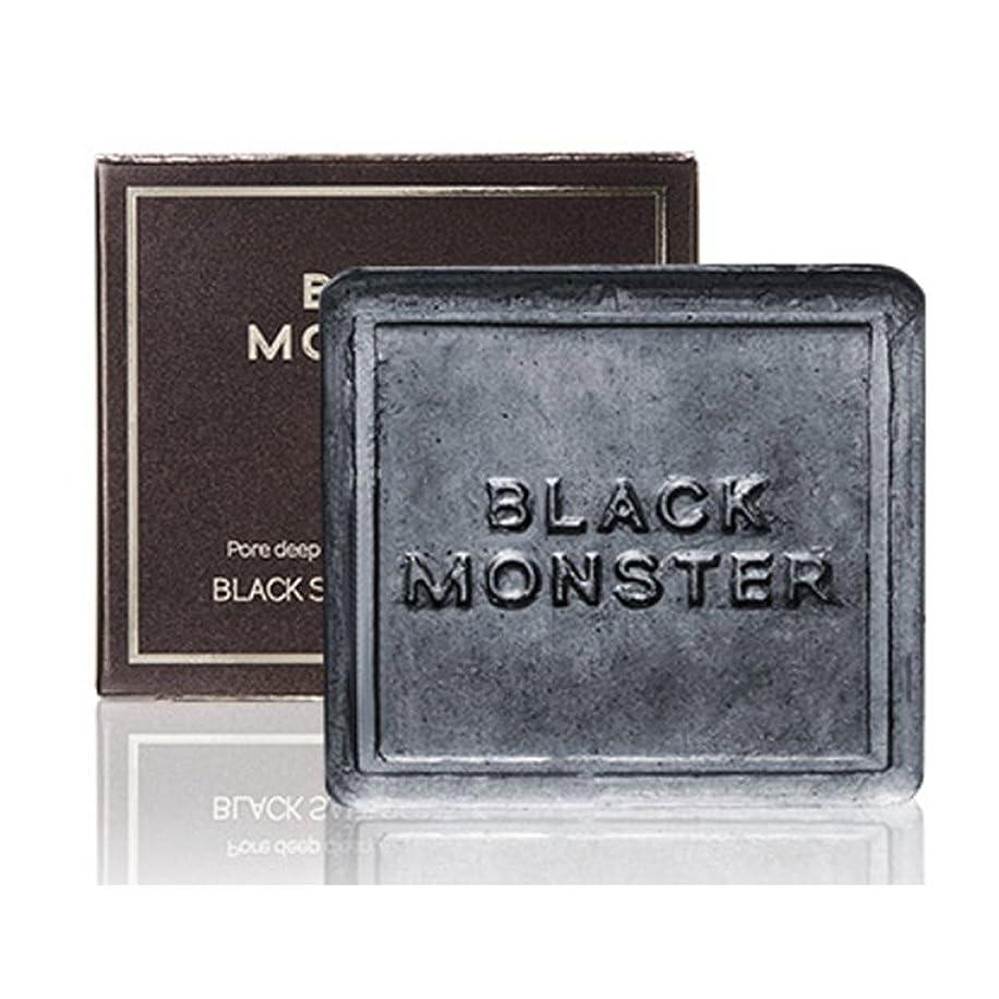 反響する免疫道を作る[ブレンクTV] blanktv Black Monster ブラックソルトコントロールバー 120g 海外直送品 black salt control bar [並行輸入品]
