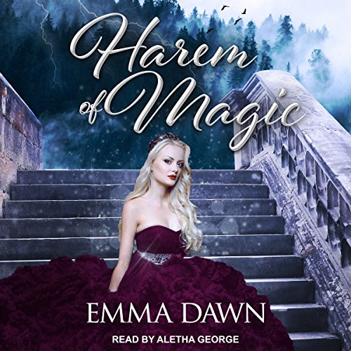Harem of Magic audiobook cover art