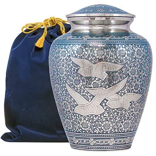 Wings of Love Elegant Adult Cremation Urn