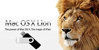 Mac OS X Lion 10.7 Operating System Boot Install Disk USB 8GB