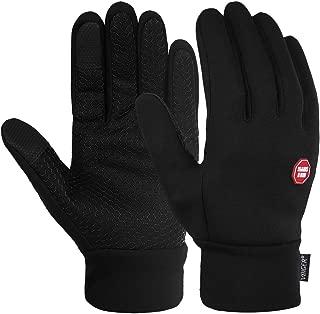Winter Gloves Touch Screen Driving Gloves Anti-slip Cycling Gloves Warm Fleece Gloves for Men Women