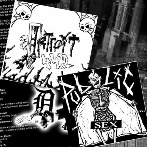 Detroit 442/ Public Sex split [Explicit]