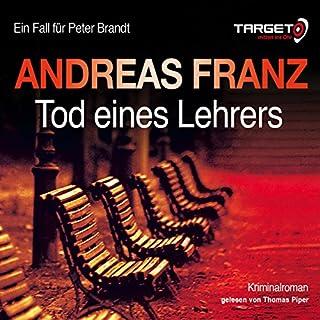 Tod eines Lehrers (Peter Brandt 1) Titelbild