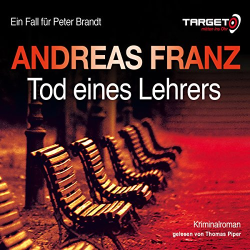 Tod eines Lehrers     Peter Brandt 1              By:                                                                                                                                 Andreas Franz                               Narrated by:                                                                                                                                 Thomas Piper                      Length: 7 hrs and 4 mins     1 rating     Overall 4.0