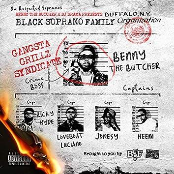 Benny the Butcher & DJ Drama Present: The Respected Sopranos