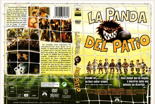 La Panda del Patio [DVD]