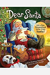 Dear Santa: For Everyone Who Believes in the Magic of Christmas (classic Christmas books for children, stocking stuffers for kids) Kindle Edition