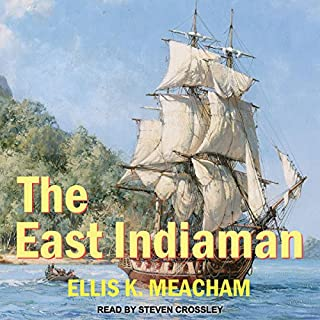 The East Indiaman audiobook cover art