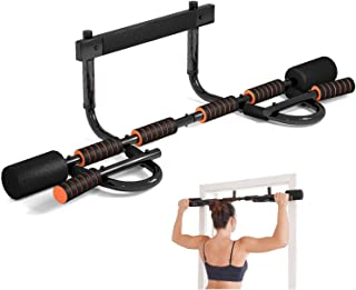 YOUMI Chin Up Bar Fitness Bar sur The Sports Door Gym Porte Pull Rod Multifonctions Poign/ée De Porte Portable Gym Syst/ème Heavy Duty Pull Up Trainer Gym