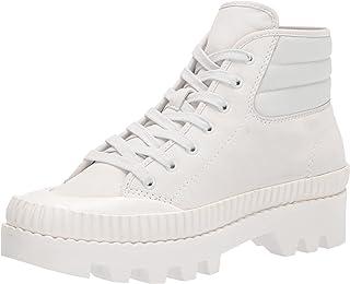 Dolce Vita Women's OCIANA Fashion Boot, Dove Nubuck, 7