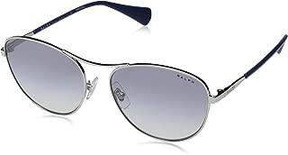 Ralph RA 4126 SILVER/BLUE SHADED 57/16/140 women Sunglasses