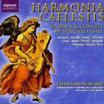 Harmonia Caelestis: Caprice & Conceit in Seicento, Italy