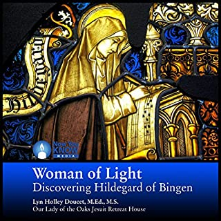 Woman of Light audiobook cover art