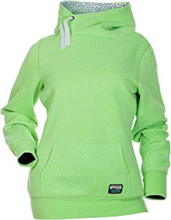 DSG Outerwear Women's Side Tie Hoodie Warm Fashionable Pre-Shrunk