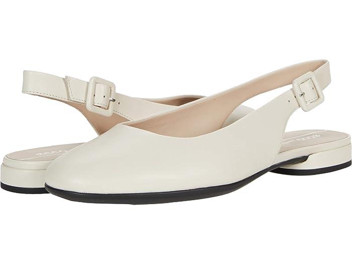 60s Shoes, Go Go Boots ECCO Anine Slingback $150.00 AT vintagedancer.com