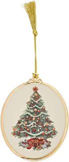 Lenox 2018 Trees Around The World Ornament - USA