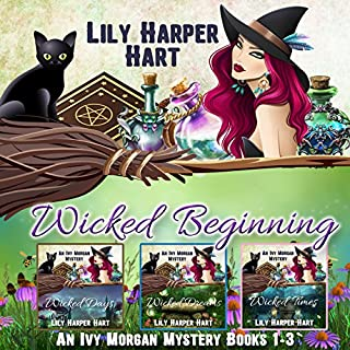 Wicked Beginning cover art