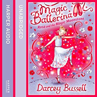 Magic Ballerina (9) - Rosa and the Magic Moonstone                   By:                                                                                                                                 Darcey Bussell                               Narrated by:                                                                                                                                 Helen Lacey                      Length: 46 mins     2 ratings     Overall 4.5