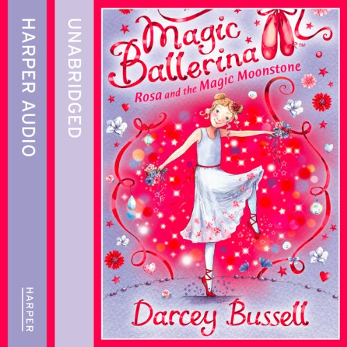 Magic Ballerina (9) - Rosa and the Magic Moonstone cover art