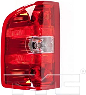 TYC 11-6222-00-9 Replacement Left Tail Lamp