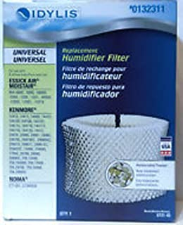 BestAir Wick filter fits Emerson EF21-ID