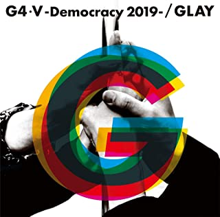 【メーカー特典あり】 G4・V-Democracy 2019-(CD+DVD)(GLAY DEMOCRACY 缶バッチ付き)
