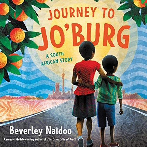 Journey to Jo'burg  By  cover art