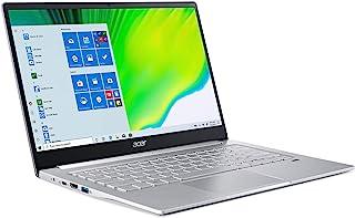 Acer (エイサー) Swift 3 薄型 軽量 ノートパソコン、14インチ フルHD IPS、AMD Ryzen 5 4500U ヘクサコア プロセッサ Radeonグラフィックス、8GB LPDDR4、256GB NVMe SSD、WiF...