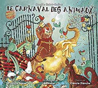 Le Carnaval des animaux (B0000560NU) | Amazon price tracker / tracking, Amazon price history charts, Amazon price watches, Amazon price drop alerts