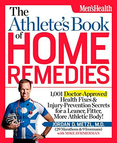 [(The Athletes Book of Home Remedies: 1, 001 Doctor-approved Health Fixes and...