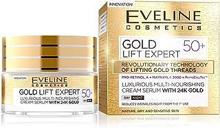 EVELINE GOLD LIFT EXPERT DAY AND NIGHT CREAM 50+ 50ML